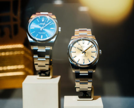 A Look at these Rolex Models